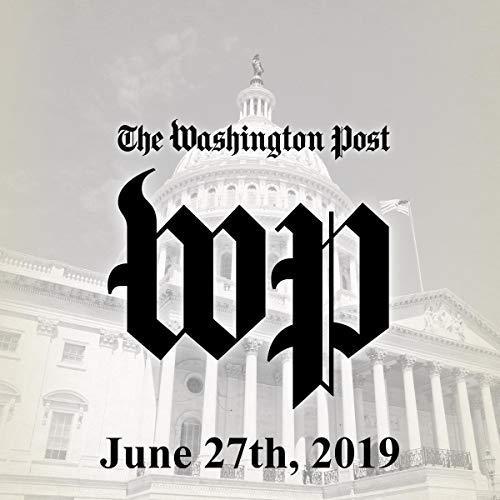 June 27, 2019 audiobook cover art