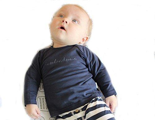 Bess baby peuters shirt leuk shirt met lange mouwen coole spreukenprint