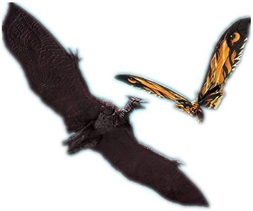 Godzilla: KöNig Der Monster Figur Mothra Rodan Figur Actionfigur
