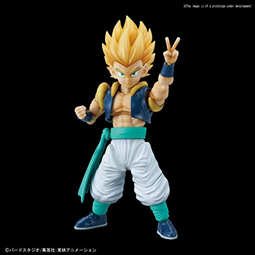 Bandai Hobby Saiyan Gotenks Model Kit 23 cm Dragon Ball Super Figure-Rise Standard 85430P (BDHDB576231)