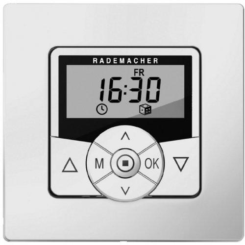Rademacher Troll Comfort 3D 5635 inklusive Rahmen 3-Draht-Technik, ultraweiß, 36500712