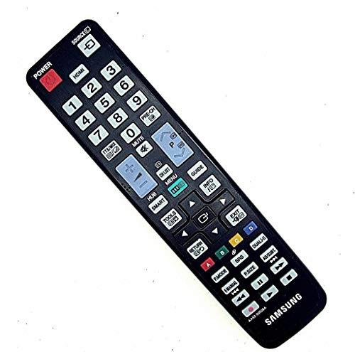 Samsung AA59-00508A Fernbedienung IR Wireless TV Drucktasten - Fernbedienungen (TV, IR Wireless, Drucktasten, Schwarz)