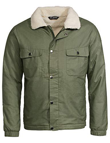 VAUDE Herren Men's Manukau Padded Jacket Jacke, Cedar Wood, XL