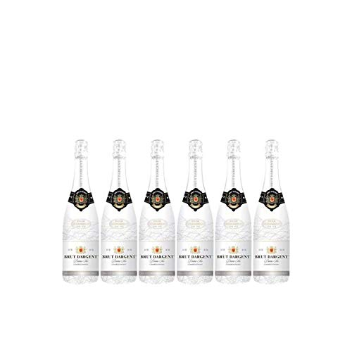Brut Dargent Ice Méthode Traditionnelle Chardonnay halbtrocken Sekt (6 x 0.75 l)