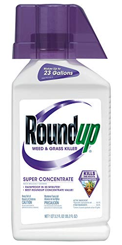 Roundup Weed and Grass Killer Super Concentrate,...