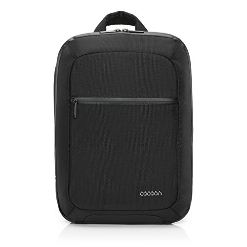"Cocoon MCP3401BK Slim 15"" Backpack with Built-in Grid-IT! Accessory Organizer (Black)"