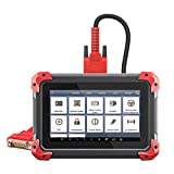 X100 PAD Plus Full System Professional Diagnostic Scan Tool Key Programmer with 23 Service Reset Functions TPS/SAS/TPMS/EPB/DPF 2 Years Update Online (New Version of X100 Pad:No Mileage)
