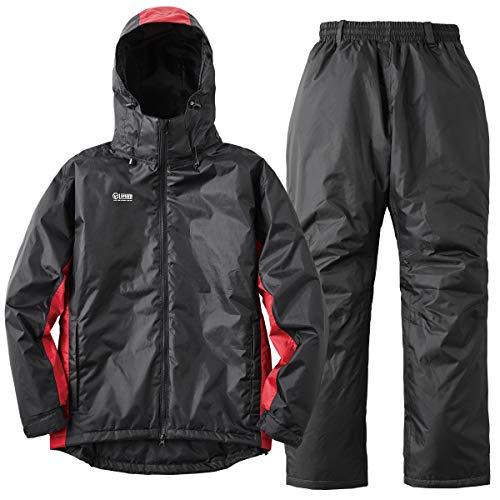 リプナー(LIPNER) 防水防寒スーツ ステイシー レッド LL 30348411