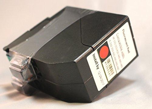 Discount Supply Company Compatible Neopost IJ65, IJ70, IJ75, IJ80, IJ85 Red Fluorescent Ink Cartridge Replaces Part # IJINK678H / 4102910P