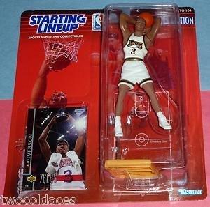 1998 NBA Starting Lineup - Allen Iverson - Philadelphia 76ers by SLU