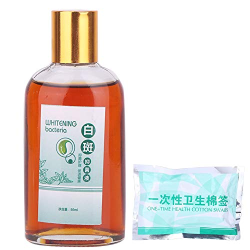 Melanina que promueve el líquido, Vitiligo White Spot Essence 50Ml Mancha blanca que previene la melanina líquida que promueve el cuidado de la piel por líquido