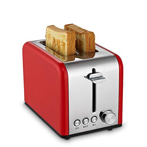 NAFE Edelstahl-Brotbackautomat, Elektro- / Toaster-Kuchen-Toast-Sandwich-Ofen-Grill 2 Scheiben-automatische Frühstücks-Backmaschine