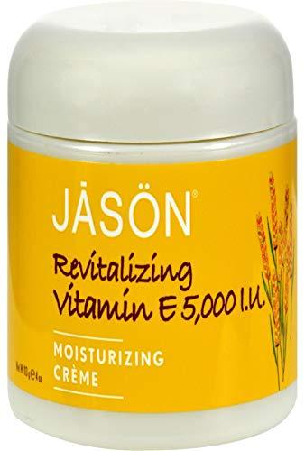 Jason Naturprodukte - Vitamin E wiederbelebende/befeuchtende Creme 5000 IU - 4 Unze.