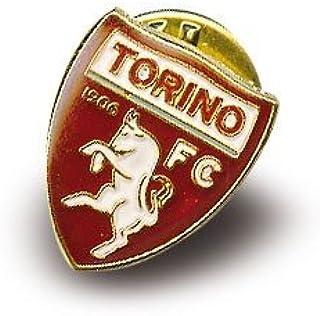 Kit 3 Bollini Targa Auto Logo Torino Toro Prodotto Ufficiale Granata Idea Regalo Giemme articoli promozionali