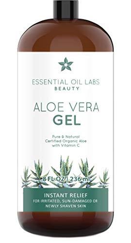 Essential Oil Labs Aloe Vera Gel