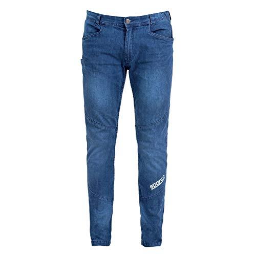 Sparco Denver Jeans 5 Tasche in Denim StoneWashed (S)