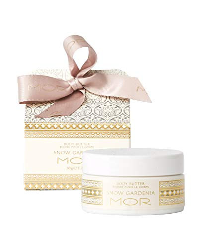 MOR Little Luxuries Snow Gardenia Body Butter 50g