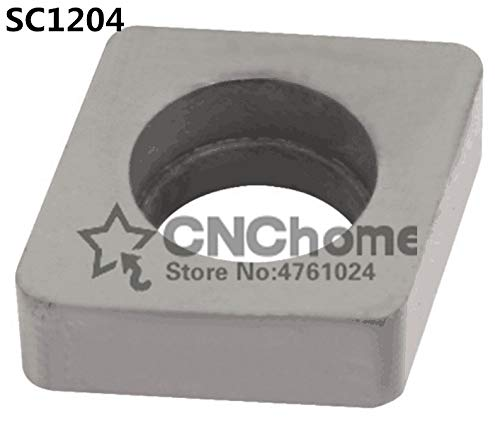Buy Bargain Tool Parts 10PCS SC1204/MC1204 Hard alloy Shim lathe tool holder,Suitable for MCLNR/MCKN...