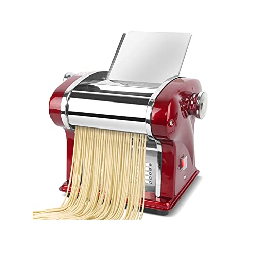 Electric Pasta Maker, Automatic Noodle Maker Machine for Homemade &...