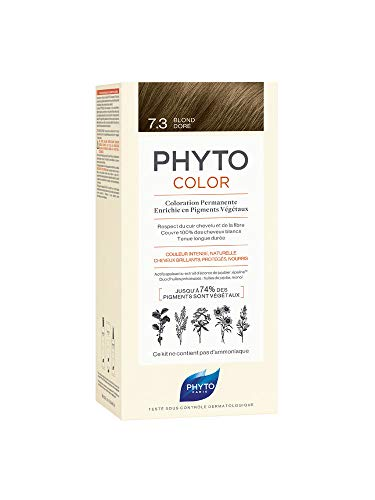Phyto PHYTOCOLOR 7.3 Permanente Naturfarbe Goldblond