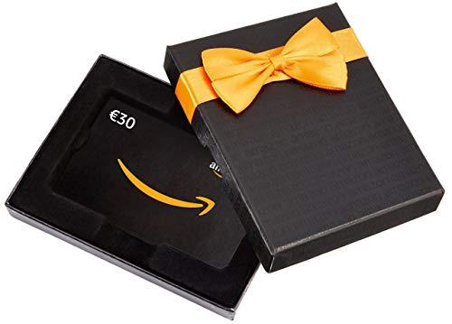 Tarjeta Regalo Amazon.es - €30 (Estuche Amazon)