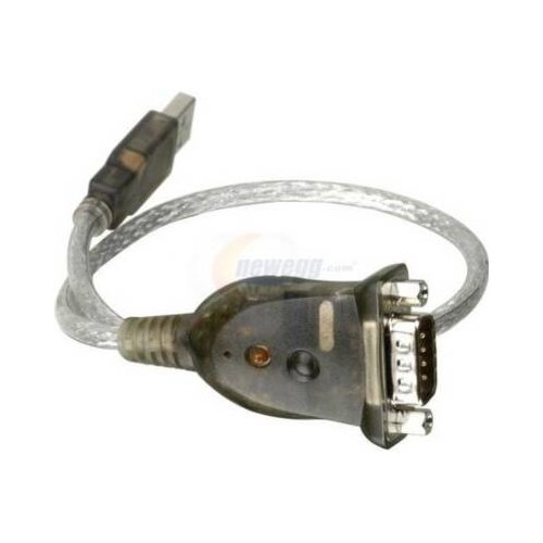 Aten Technologies UC232A USB to DB9 Serial Adapter