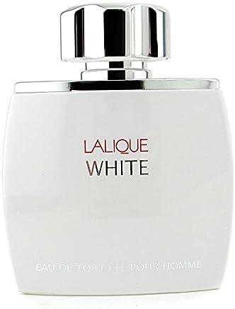 Lalique 莱俪 白色男香 淡香水喷雾 75ml/2.5oz