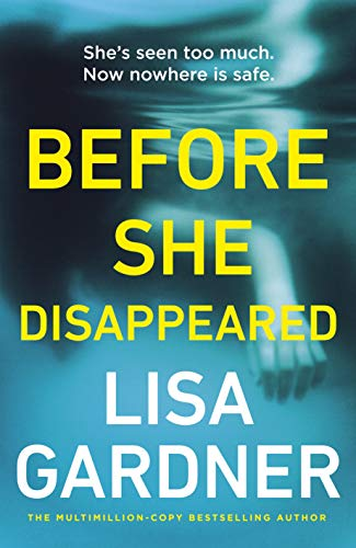 Before She Disappeared (English Edition)