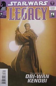 Comic Star Wars: Legacy #16, September 2007 Book