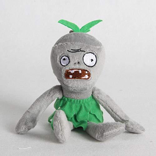 Bumerang Pflanzen gegen Zombies Tasche Anhänger Plüschtier Puppe Eis Erbse Shooter Stoff Zombie Puppe Pirat