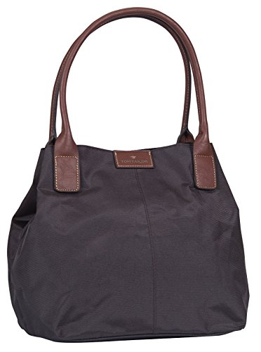Tom Tailor Acc Damen MIRI Shopper, Braun (braun 29), 44x28x18 cm