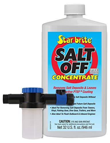 Star Brite 094000 Salt Off Protector Kit W/Ptef