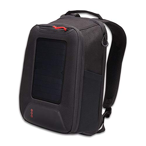 Voltaic Systems Converter Rapid Solar Backpack Charger - Includes a Battery Pack (Power Bank) and 2 Year Warranty - Powers Phones Including iPhone, Tablets, & USB Devices