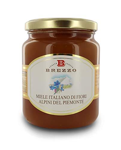 Brezzo Italienischer Honig von Maira, 500 g