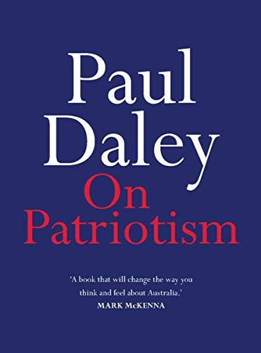 On Patriotism (On Series) (English Edition)