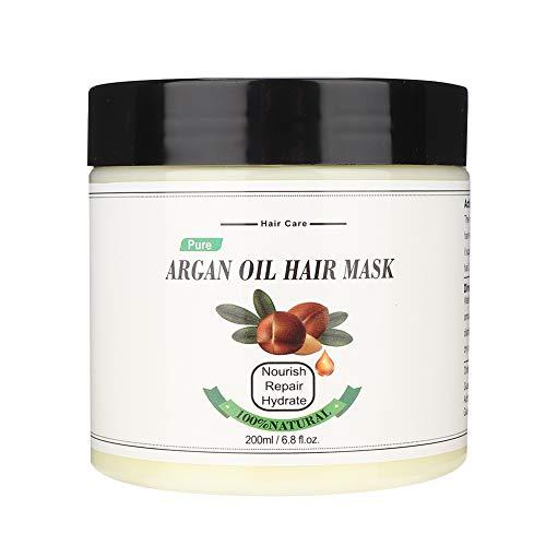 NITRIP Isner Mile Organ Oil Mascarilla hidratante Tratamiento reparador Crema para el cuidado del cabello