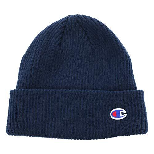 [チャンピオン] ニット帽 590-008A ネイビー