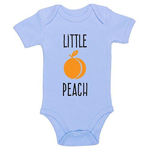 Promini Mono de bebé divertido pequeño melocotón lindo bebé mono bebé