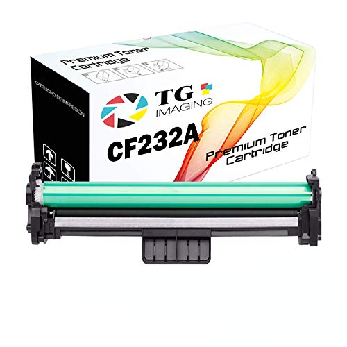 1 Pack TG Imaging  1 Drum  Compatible with Imaging Drum Unit HP 32A CF232A for M118DW M148DW M148FDW M203DW M227FDW M227FDN Printer (Drum Unit for HP 30A 30X 94A 94X CF230A/X CF294A/X