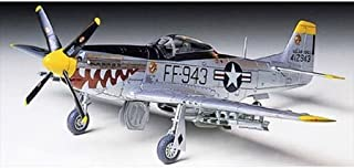 Tamiya America, Inc 1/72 F51 Mustang Korean War, TAM60754