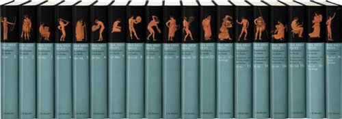 Der Neue Pauly: Enzyklopädie der Antike Gesamtwerk