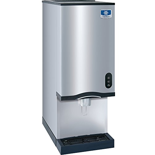 Manitowoc RNS20A-161 RNS-20A Air Cooled Countertop Ice Nugget Maker and Water Dispenser, 115V/60 Hz/