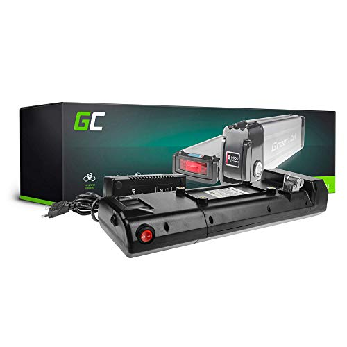 GC Batteria E-BIKE 24V 13Ah Pedelec Down Tube con Celle Panasonic Li-Ion e...