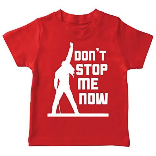 lepni.me Camiseta para Niños Don't Stop me Now! Camisas de Abanico, Regalos...