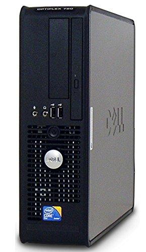 Dell Optiplex 780 SFF Desktop PC - Intel Core 2 Duo 3.0GHz 4GB 160GB Windows Pro (32bit) (Renewed)