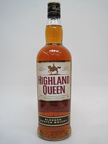 Highland Queen(ハイランドクイーン)『Blended Scotch Whisky』