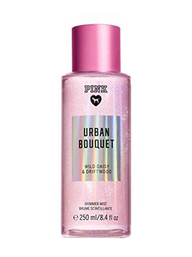Victoria's Secret PINK Urban Bouquet Shimmer Body Mist