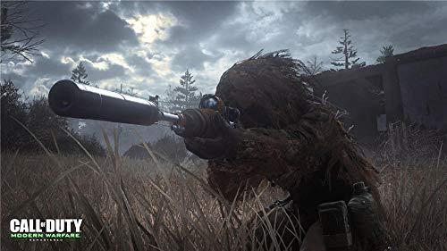 Call of Duty Modern Warfare Remastered Puzzle da 1000 Pezzi per Giochi di Intelligenza Educativi per Adulti, Giocattoli Antistress, Intrattenimento per La Famiglia, Regalo di Natale, 75 X 50 Cm