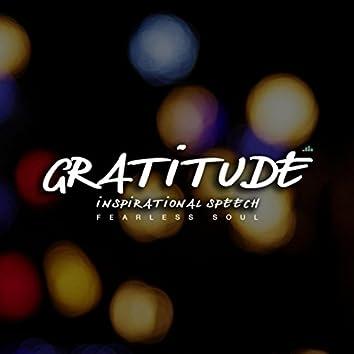 Gratitude (Inspirational Speech)