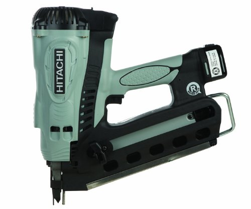 Hitachi NR90GR2 Gas Powered Plastic Strip Collated Framing Nailer